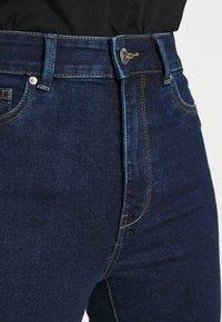 ONLY - ONLOPTION LIFE  - Jeans Skinny - dark blue - 5