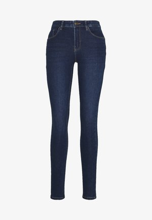 DAISY REG PUSH UP - Jeans Skinny Fit - dark blue denim