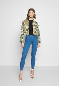 ONLY - ONLRAIN  - Jeans Skinny Fit - light blue denim - 1