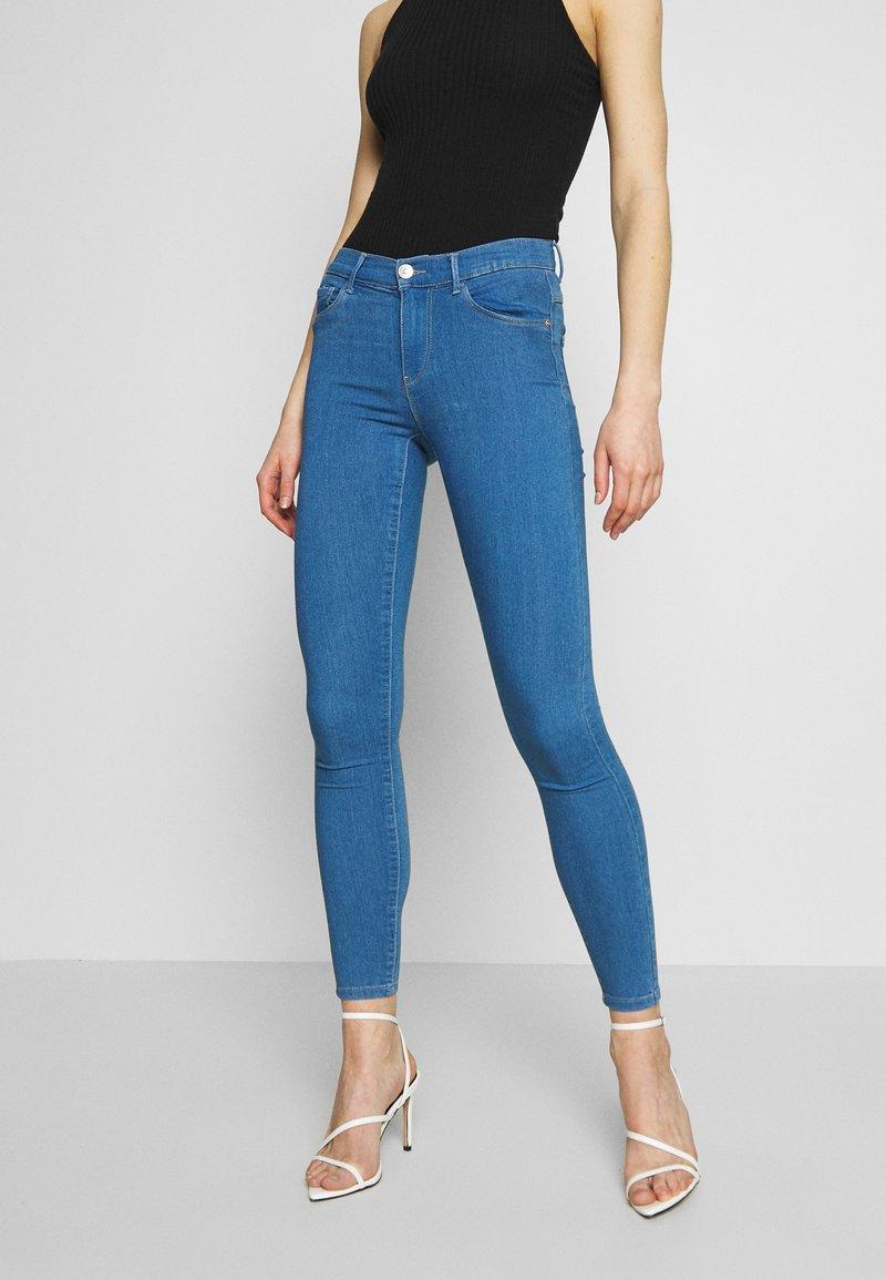 ONLY - ONLRAIN  - Jeans Skinny Fit - light blue denim