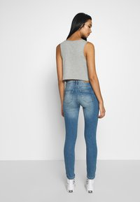ONLY - ONLDAISY LIFE - Skinny-Farkut - light blue denim - 2