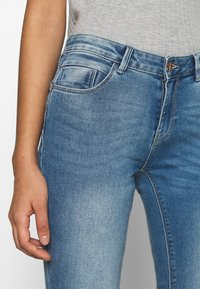 ONLY - ONLDAISY LIFE - Skinny-Farkut - light blue denim - 3