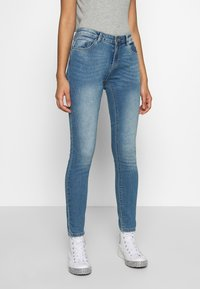 ONLY - ONLDAISY LIFE - Skinny-Farkut - light blue denim - 0