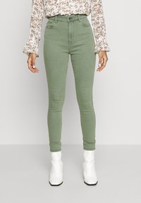 ONLY - ONLMILA  - Jeans Skinny Fit - kalamata - 0