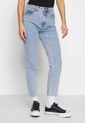 ONLEMILY  - Straight leg jeans - light blue