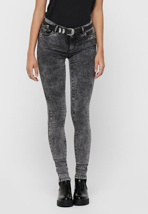 ONLRAIN REG  - Jeans Skinny Fit - grey denim