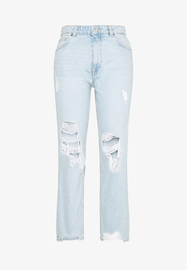ONLDREAMER LIFE - Jeans straight leg - light blue denim