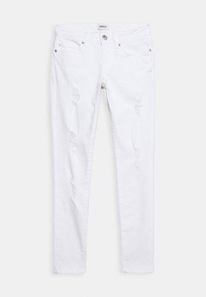 ONLCORAL - Jeans Skinny - white