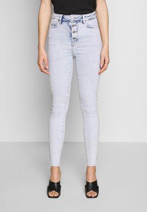 ONLMILA LIFE - Jeans Skinny - light blue denim