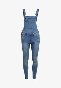 ONLY - Dungarees - medium blue denim - 4