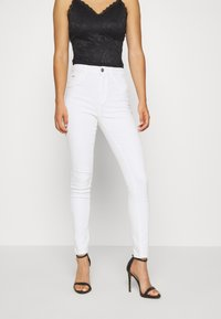 ONLY - ONLMILA - Jeans Skinny - white - 0