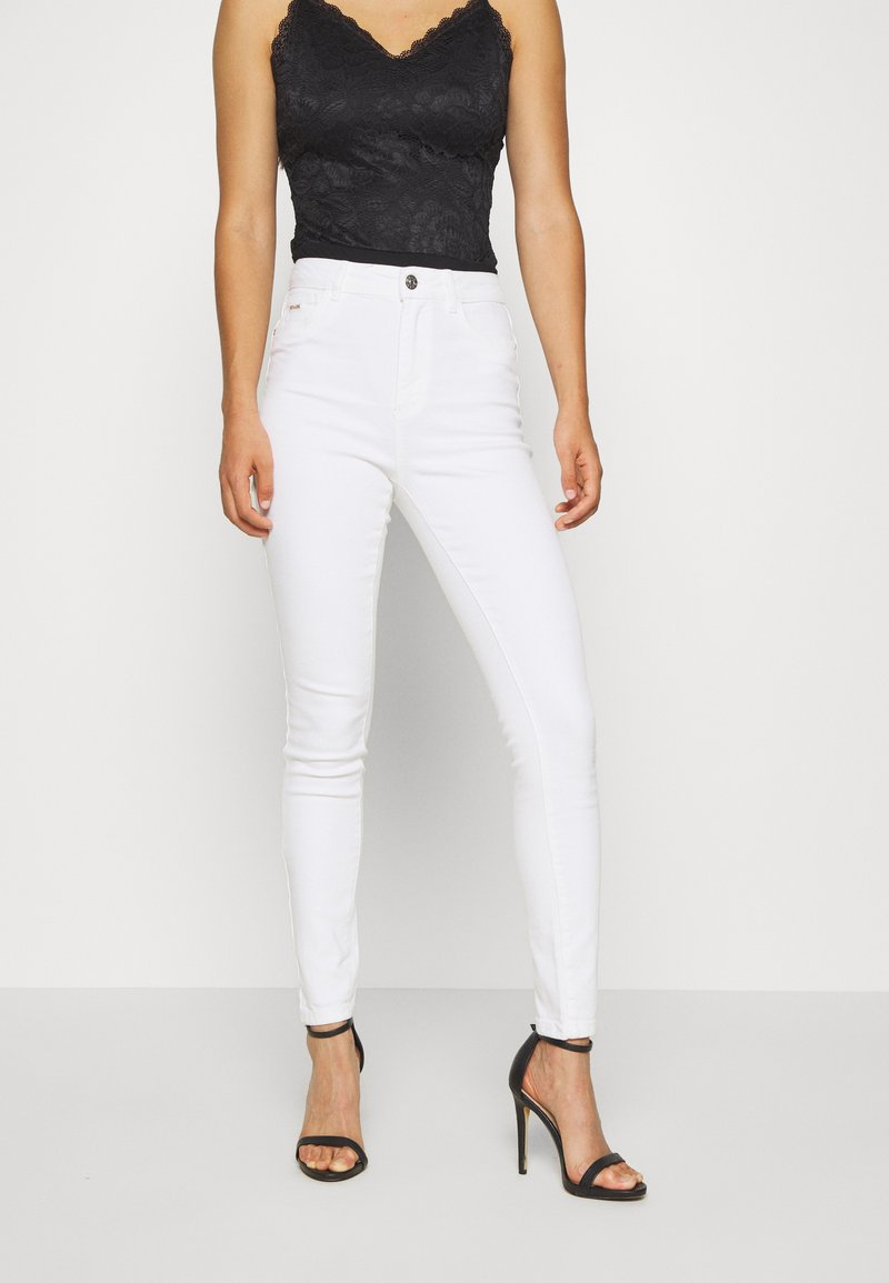 ONLY - ONLMILA - Jeans Skinny - white