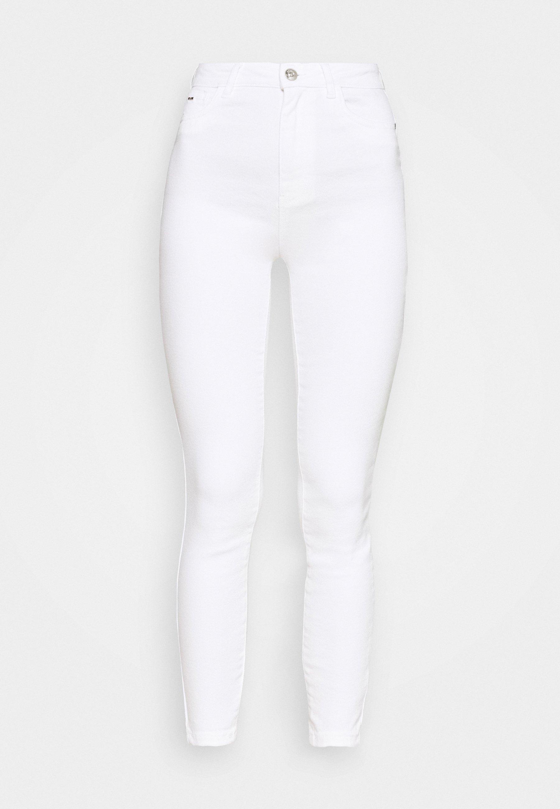 Witte Dames jeans | Spijkerbroeken online kopen | ZALANDO