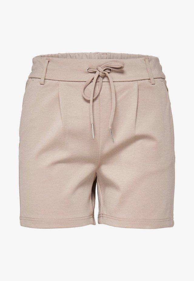 ONLPOPTRASH EASY SHORTS NOOS - Shorts - beige