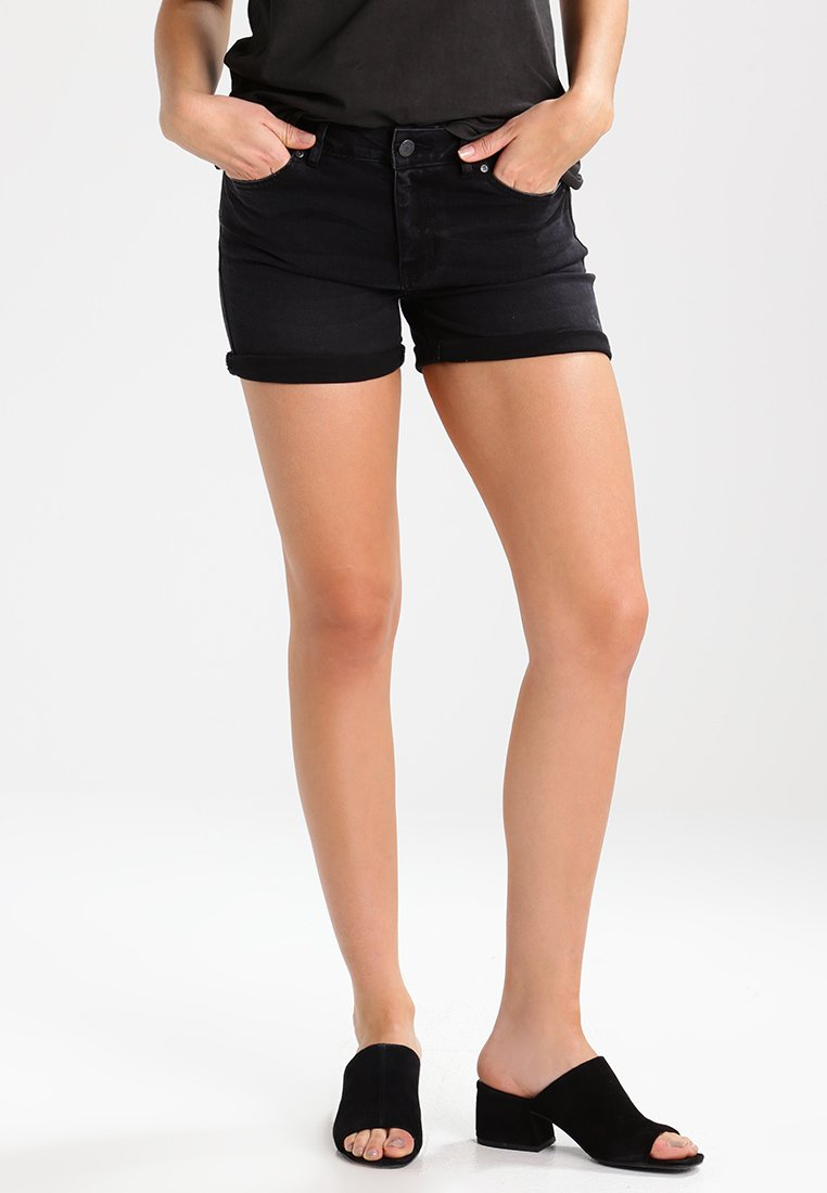 ONLY - ONYPEARL  - Jeans Short / cowboy shorts - black