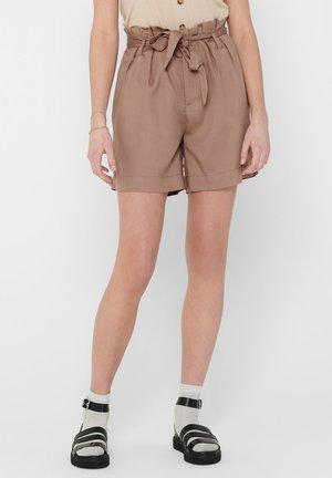 ONLKIRA BELT - Shorts - burlwood