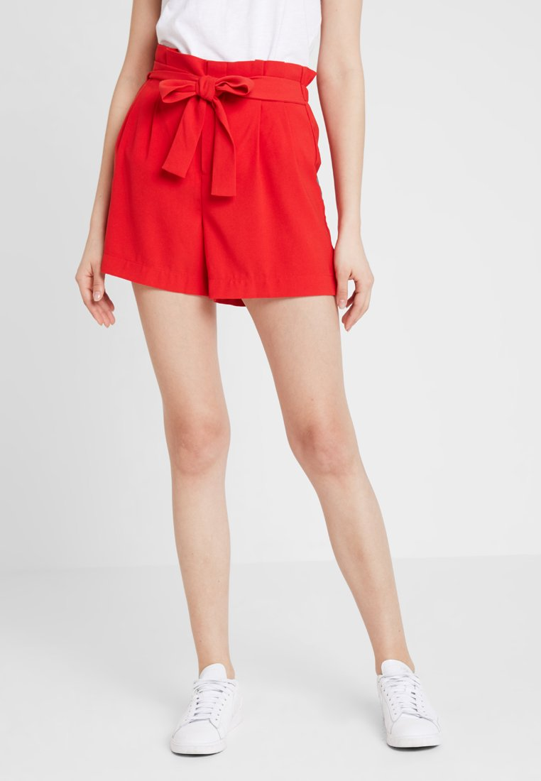 ONLY - ONLNEW FLORENCE - Shorts - mars red