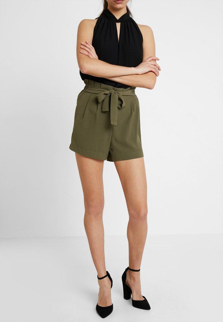 ONLY - ONLNEW FLORENCE - Shorts - kalamata