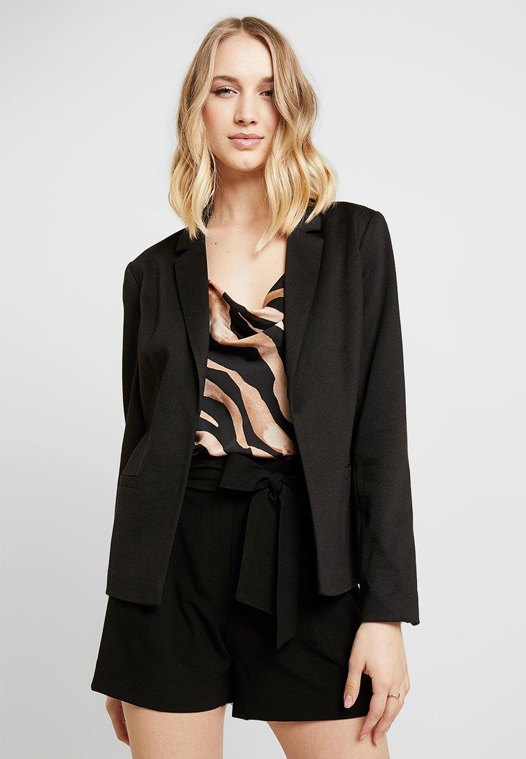 ONLY - ONLFINI PAPERBAG - Shorts - black