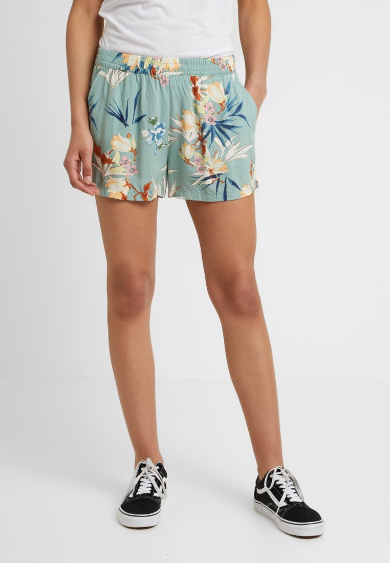 ONLY - ONLNOVA - Shorts - chinois green