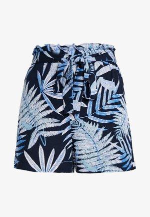 ONLAMALIA PAPERBAG  - Shorts - insignia blue