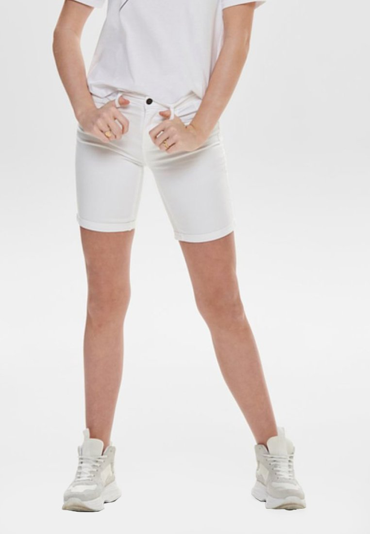 ONLY - Shorts - white