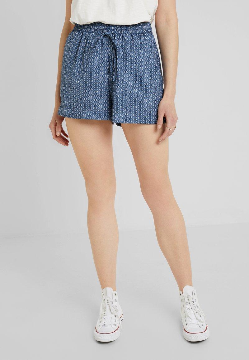 ONLY - ONLDIANA - Shorts - blue horizon