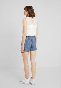 ONLY - ONLDIANA - Shorts - blue horizon - 2