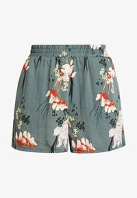 ONLY - ONLELEONORA - Shorts - balsam green - 3