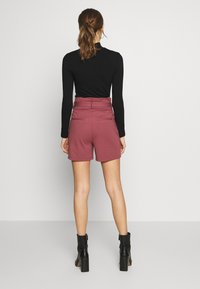 ONLY - ONLPOPTRASH EASY  - Shorts - wild ginger - 2