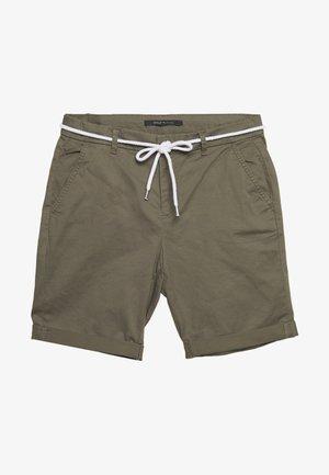 ONLPARIS LONG BELT - Shorts - kalamata