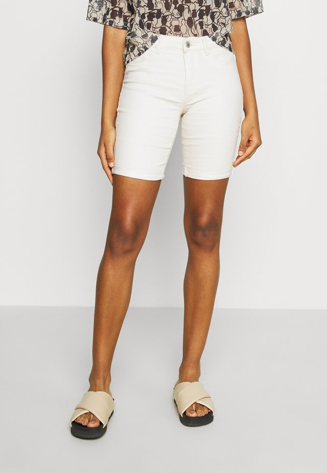 ONLSUN ANNE - Shorts di jeans - whitecap gray
