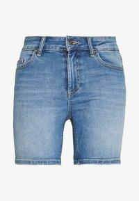 ONLY - ONLBLUSH MID  - Jeansshort - light blue denim - 5
