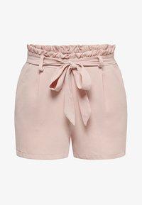 ONLY - PAPERBAG - Shorts - rose smoke - 4