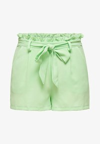 ONLY - PAPERBAG - Shorts - pastel green - 4