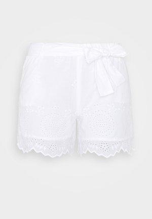 ONLSHERY ANGLAIS - Shorts - cloud dancer