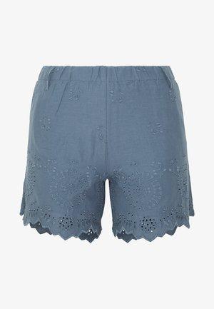 ONLSHERY ANGLAIS - Shorts - china blue