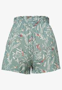 ONLY - ONLNOVA LIFE SMOCK  - Shorts - light green - 1