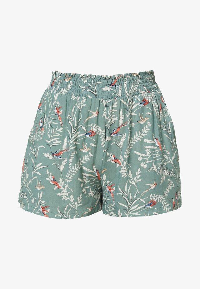 ONLNOVA LIFE SMOCK  - Shorts - light green