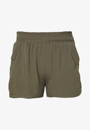 ONLNOVA LIFE SMOCK SHORTS SOLID - Shorts - grape leaf