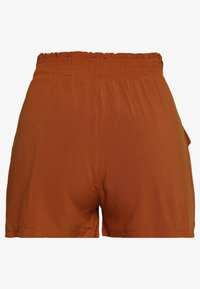 ONLY - ONLNOVA LIFE SMOCK SHORTS SOLID - Shorts - arabian spice - 1