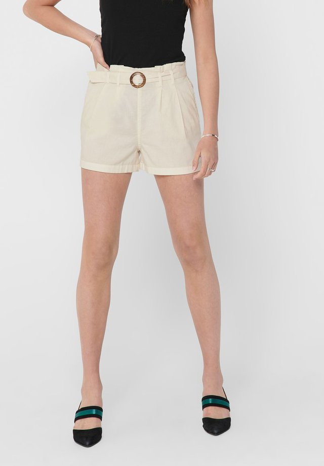 ONLKILEY NEOLA LIFE - Shorts - whitecap gray