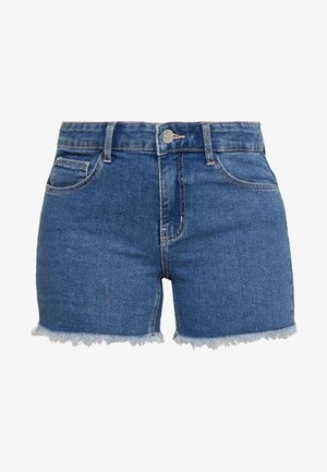 ONLSUN REG  - Farkkushortsit - light blue denim