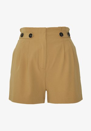 ONLTHEIA JOURNEY LIFE - Shorts - iced coffee