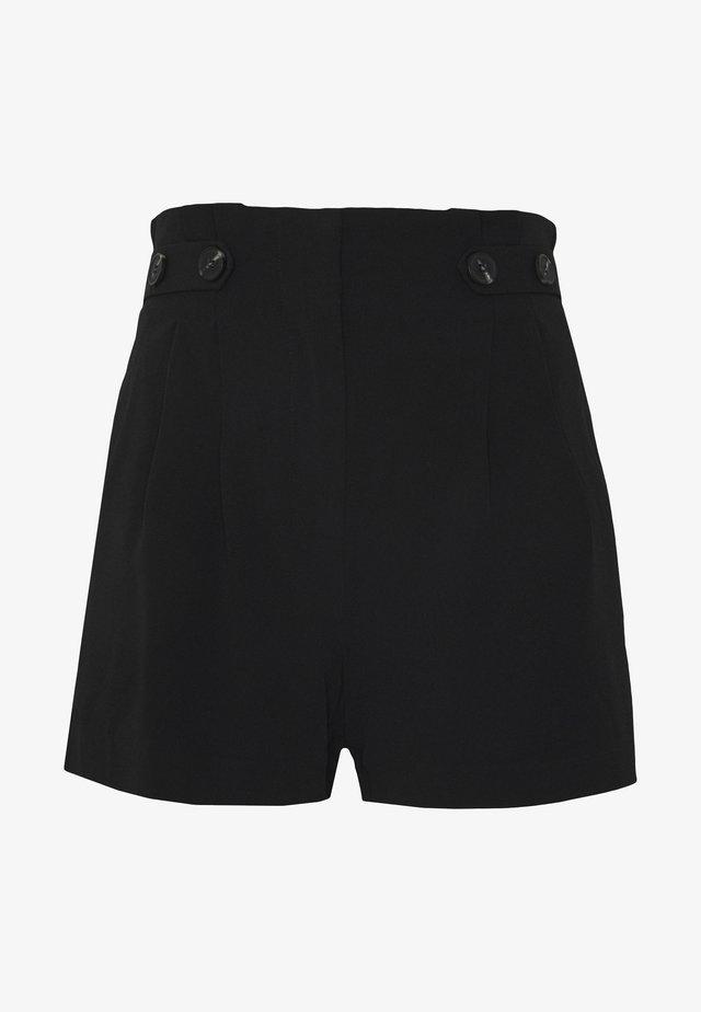 ONLTHEIA JOURNEY LIFE - Shorts - black