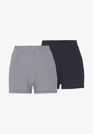 ONLMAY LIFE STRIPE 2PACK  - Short - night sky