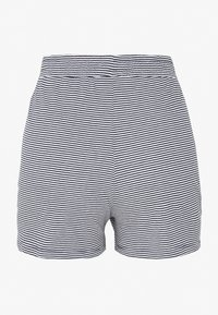 ONLY - ONLMAY LIFE STRIPE 2PACK  - Shorts - night sky - 1