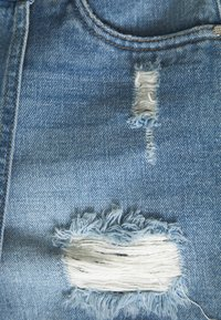 ONLY - ONLTEXAS LIFE SKORT BJ15031 - Jeansshort - medium blue denim - 2