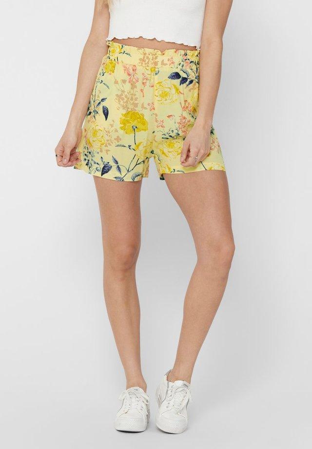 Shorts - pineapple slice
