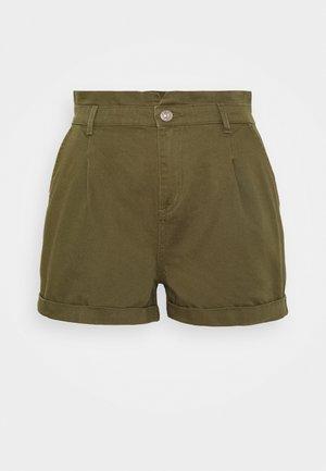 ONLKOSMA ILIANA LIFE  - Shorts di jeans - kalamata